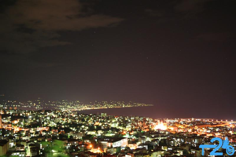 Trabzon-Nacht